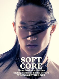 Soft Core - Wrong Weather Look Book SS12