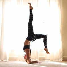 Forearm stand goals