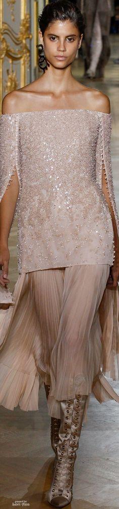 J. Mendel Fall Couture 2016