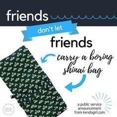 PSA brought to you by way cuter shinai bags at kendogirl.com 🚫#kendo #kendogirl #shinai #justkidding #butreally