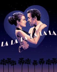 La La La La La Land by ratscape.deviantart.com on @DeviantArt
