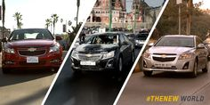 Chevrolet #Cruze, loved in 119 countries around the world. Proof we're not so different after all. #TheNew World