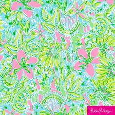 Lilly Pulitzer Coconut Jungle