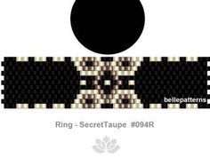 DETAILS: MyLovely #091R Peyote ring pattern - The ring-length is adjustable. Size: 1,6 cm x 6,00 cm / 0.63 x 2.37 - even count Beads: Miyuki Delica 11/0 >>>>>>>>>>>>> Coupons-codes: <<<<<<<<<<< 10% discount code: 10PERCENTOFF (Minimum Purchase: € 15,00) 15% discount code: 15PERCENTOFF (Minimum Purchase: € 20,00) 20% discount code: 20PERCENTOFF (Minimum Purchase: € 25,00) 25% discount code: 25PERCENTOFF (Mini...