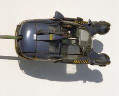 blade-runner-maquette-atelier-modele-10 - La boite verte