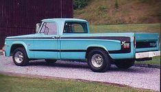 Club & Registry Info:'61-'71 Dodge Truck Website  The Dude Series for '70 & '71Dodge