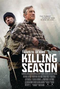 regarder Killing Season Film français entier streaming complet gratuit avec qualité hd 1080p Deux vétérans de la guerre de Bosnie se pourchassent l'un l'autre dans un mortel jeu du chat et de la souris.