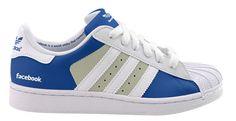 Des baskets Adidas Facebook !