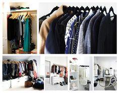 Croix Imagen: Cómo y Por Qué un armario reducido alegra y  simplifica nuestras vidas - How a minimal wardrobe make your life happier and easier