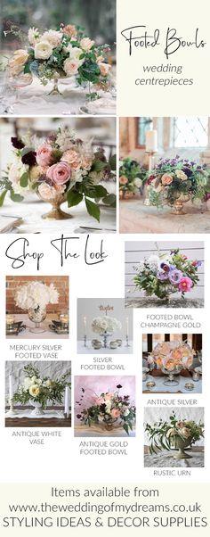 Low Wedding Centerpieces, Vase Centerpieces, Wedding Decorations, Table Decorations, Centrepiece Ideas, Tea Light Holder, Absolutely Gorgeous, Flower Vases, Weddingideas