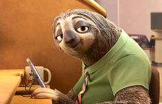 Zootropolis incontro conregisti del film poliziesco Disney Byron Howard  Rich Moore Zootopia Sloth 5ec11da2cc7a