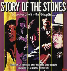 """The Rolling Stones. """"Story of the Stones."""""""