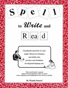 """SWR addresses student placement in the program and the construction of the student learning log. It covers penmanship, reading, composition, dictionary skills, and grammar. It paves the foundation for improving comprehension and building vocabulary. It clarifies our spelling dictation techniques and explains in depth the """"thinking to spell"""" process."""