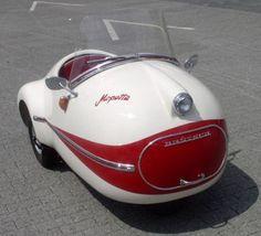 Der einzig wahre Kleinwagen - Brütsch Mopetta...