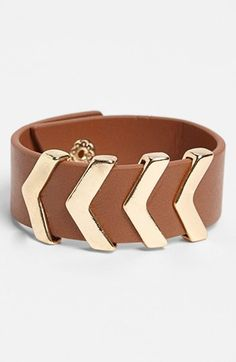 BP. 'Arrow' Bracelet (Juniors) available at #Nordstrom
