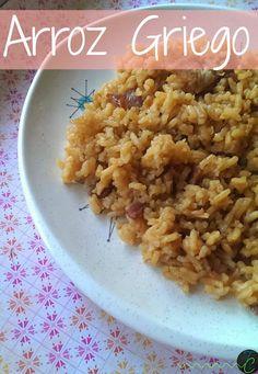 Cocina – Recetas y Consejos Puerto Rican Dishes, Puerto Rican Recipes, Pudding Recipes, Rice Recipes, Arroz Recipe, Boricua Recipes, Colombian Food, Island Food, Latin Food
