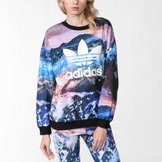 adidas Mountain Clash Sweatshirt | adidas Deutschland