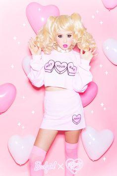Bei Badgirl x Nikki Lipstick