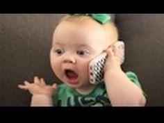 videos chistoso de bebes 2017 videos de risa    Bebs lindos divertidos q...