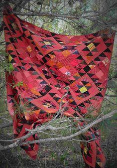 Lodge quilt pattern - aardvark quilts