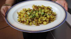 Curry Potatoes recipe - Really easy simple and yummy. Great for kids and the whole family. Would make a fantastic BBQ Side dish too. Mustard Seeds, Curry Leaves, Turmerick.  Here at Hey Mummy we are always looking for new foods to try with the kids and to introduce something other than chicken nuggets and fish fingers! So we asked our friend Sarah, who you may have see…