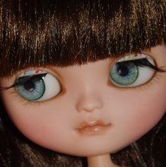 Icy Blythe Doll
