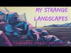Asmr- strange landscapes ( my oil paintings with an Asmr whispering voice describing them! Asmr, Oil Paintings, Photo Galleries, Landscapes, My Arts, Tours, Gallery, Paisajes, Autonomous Sensory Meridian Response