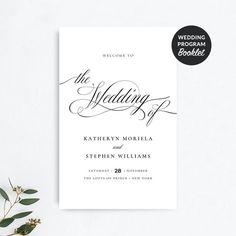 23 Best Wedding Ceremony Booklet Images Wedding Ceremony Booklet