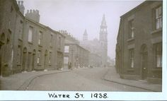 Water Street St Helens Town, Historical Photos, Old Photos, Liverpool, Past, Childhood, England, Memories, History
