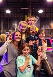 BOUNCES MOMMY & ME EVENT THIS MOTHERS DAY