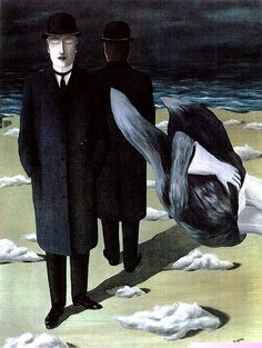 Rene Magritte(BEL) ルネ・マグリット(白)🌑Fosterginger.Pinterest.Com🌑More Pins Like This One At FOSTERGINGER @ PINTEREST 🌑No Pin Limits🌑でこのようなピンがいっぱいになる🌑ピンの限界🌑