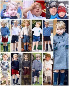 katemiddleton on Instagram:  Prince George, 2016