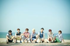 Dont miss U-KISS on The Beach HD Wallpaper HD Wallpaper. Get all of U-KISS Exclusive dekstop background collections.