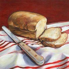 bread illustration Ahçılar