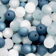 Perlenmix: grau Easter Eggs, Dyi, Design, Wristlets, Grey, Tutorials, Schmuck