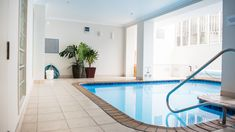 Swim through the seasons in our heated, indoor pool. Our pool is perfect for those who can't start the day without a morning swim, or would love to have the grandkids over for a dip. Heated Pool, Indoor Activities, Good Company, Auckland, Grandkids, Dip, Swimming Pools, New Homes, How Are You Feeling