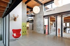 Turnstyle office by Graham Baba Architects, Ballard - Seattle