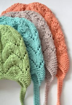 Knitting Pattern to Knit Your Own Hat at by doverandmadden