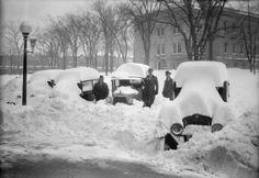 Beneath Snow, Wisconsin c. 1925