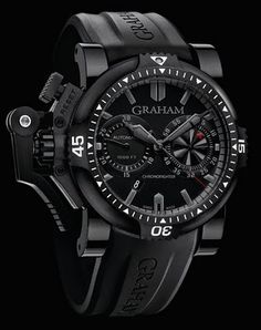 Graham Chronofighter Oversize Diver #luxurywatch #Grahamwatches Graham chronograph. Swiss Watchmakers watches #horlogerie @calibrelondon