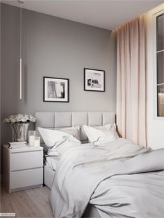 30 French Country Bedroom Design and Decor Ideas for a Unique and Relaxing Space - The Trending House Bedroom Colors, Home Decor Bedroom, Modern Bedroom, Bedroom Styles, Kids Bedroom, Bedroom Ideas, Master Bedroom, Country Bedroom Design, Small Space Interior Design
