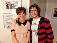 Stowe Family Law LLP     @Stowe Family Law                       2h                          Great photo of @marilynstowe and @Josh Groban at @itvthismorning ! pic.twitter.com/f4bDoqLQCe