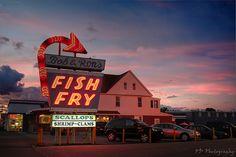 Bob and Ron's Fish Fry, Albany, NY by PeteDz Photography, via Flickr