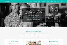 Check out Ardour Wedding One Page Joomla Theme by webunderdog on Creative Market