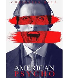 by @partially_ionized… Horror Movie Posters, Horror Movies, American Psycho, Horror Art, Art Gallery, Instagram, Inspiration, Design, Poster
