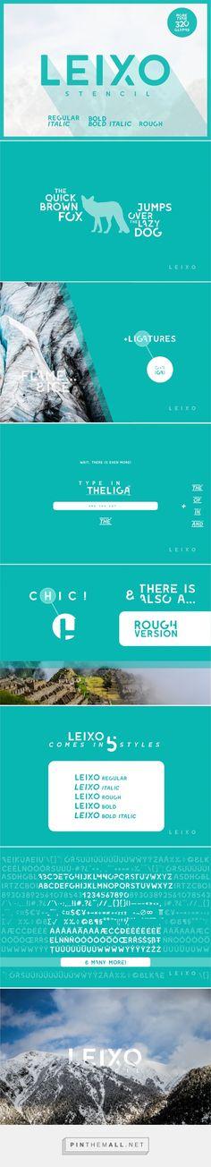 Leixo – phitradesign fonts - created via https://pinthemall.net
