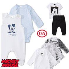 Zusammen mit C&A dürfen wir drei süße Babypakete aus der Disney…