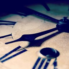 Time is an...