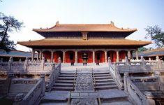 #Confucio nació en Qufu, un pequeño pueblo de la provincia de Shandong,donde aún viven sus descendientes y se puede visitar un templo dedicado a él #China .  www.maimaiwenhua.com  #CulturaChina #ArteChino #Asia
