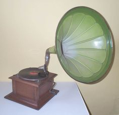 Gramophone Columbia Grafonola Model 109a Ca 1928